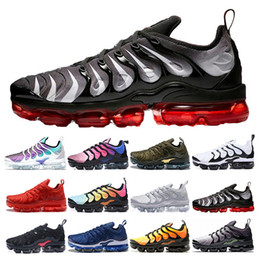 newest 011b5 9c8ef 2019 air vapormax shoes nike air vapormax plus Günstige TN Plus Spiel Royal  Orange USA Herren