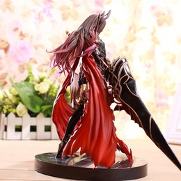 game anime girl sexy Promo Codes - Figures 28cm Rage of Bahamut GENESIS Devil Sexy Girl Action Figure Anime Game Figure Action Toy Figures PVC Model Collection Christmas