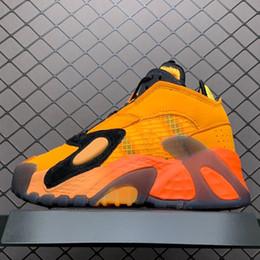 Bolas de coco on-line-Street-ball Estilo de rua, simples sapatos antigos de coco retrô EF9596 29EDDH204 Tênis de basquete tamanho 40-45