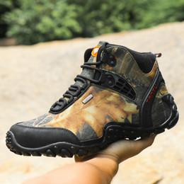 боевые ботинки в пустыне Скидка Зимние Сапоги Моды для Мужчин Армейские Сапоги мужские Тактические Desert Combat Высокий Верх Лодыжки Мужчины Открытый Рабочая Обувь
