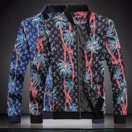 2020 темные мужские стили одежды 2019 весна новый стиль мужская одежда темные буквы классические куртки китайский размер~ топы высокое качество куртки для мужчин дешево темные мужские стили одежды