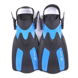AEROBATICS Schwimmflossen Meerjungfrau Flossen,Tauchflossen Kinder Tauchen Flossen Monoflosse Training Flipper Diving Flossen Mono Mermaid Tails Swim Flossen