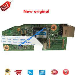 2019 placa de formatador hp 5 PCS X Novo jato de laser Original CE668-60001 RM1-7600-000CN para HP laserjet P1102 P1106 P1108 placa de formatador P1007 Parte impressora à venda1