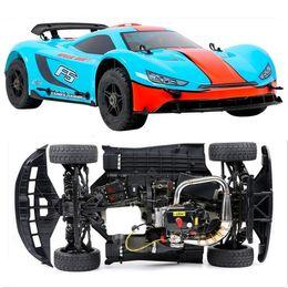 2019 moteur rc nitro 1/5 échelle ROFUN F5 36cc Moteur à essence 4WD RC Drift Voiture de sport voiture de rallye entièrement compatible avec MCD XS-5 promotion moteur rc nitro