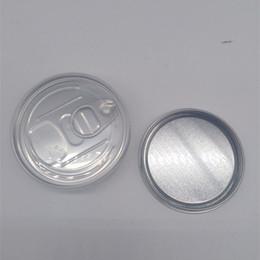 2019 puede mecanizar 5 sabores SmartBud Máquina de latas selladas 3.5 gramos Smart bud jar tanque flor de hierba seca Embalaje con 15 etiquetas de sabor Lables puede mecanizar baratos