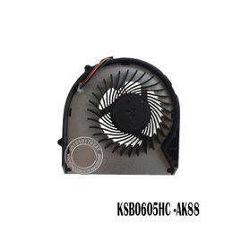 laptop amd cpu Desconto cpu laptop arrefecimento CPU laptop fã ventilador de refrigeração para Lenovo 570 575 B575E B570E V570 Z570 V570A Z575 DFS531205HC0T FA9N KSB0605HC AK88