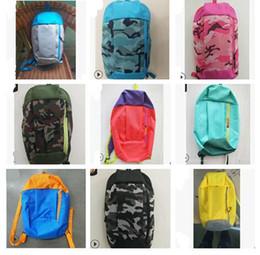 Sacs à dos d'été en Ligne-19 couleurs sports de plein air sac à dos loisirs femmes été touristique enfants école épaule sac à dos portable sport en plein air sacs # SJ02