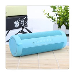 meilleurs haut-parleurs bluetooth étanches Promotion En plein air colonne boîte haut-parleur haut-parleur portable étanche sans fil meilleur haut-parleur Bluetooth pour ios Andriod haute qualité