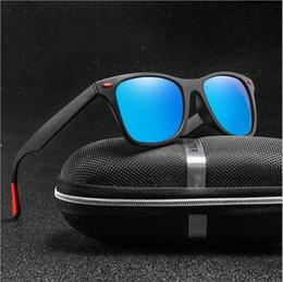 Beste fahren sonnenbrillen polarisiert online-HDCRAFTER Bestseller Windschutzscheibe Augenschutz Polarisierte Sonnenbrille Blendfreie Schutzbrille UV-beständige Outdoor-Radsport-Sonnenbrille