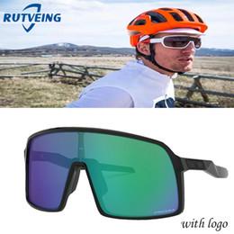 Ciclismo p online-P R O. Sports Peter polarizzato Sutro Ciclismo Occhiali ciclismo Occhiali Uomini Donne vetri della bici UV400 occhiali da sole in bicicletta 3 Lens