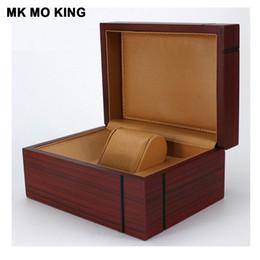 браслет для часов Скидка  gift box for  AP men's women's watch bracelet solid wood case box