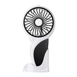 Ручной мини-USB-дятел вентилятор с основанием светодиодная лампа воздушного кулера Бесшумный вентилятор охлаждения для домашнего офиса на открытом воздухе Путешествия от Поставщики мини-телефоны s4