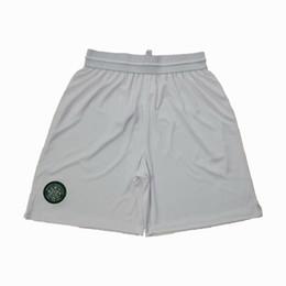 Коричневые шорты онлайн-19 20 кельтские футбольные шорты MCGREGOR BURNS GRIFFITHS BROWN 2019 2020 футбол спортивные штаны S-2XL