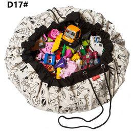 Взрыв модели хлопок в Европе и Америка быстро детского хранение игрушек мешок ребенка ползать мат игра одеяло Amazon от Поставщики деревянная игрушка для игрушек оптом