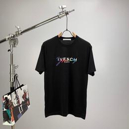 männer s sommer stil kleidung Rabatt givenchy giv   Nagelneues T-Shirt der Männer des Hip Hop DS2 Kurzschluss-Hülsen-Baumwolloberseiten-T-Stück Poloshirthemdmänner teel angesagte 3g Entwerfermannfrauent-shirts