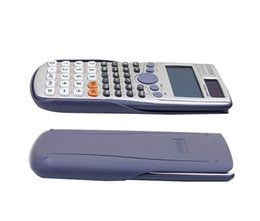 Calculadora científica para la oficina de la escuela del estudiante Calculadora de la batería para matemáticas Mini calculadoras portátiles portátiles de mano para estudiantes desde fabricantes