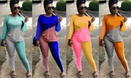 Designer donna abbigliamento donna due pezzi abiti donna tuta da jogging tuta sportiva felpa attillata sport suit 0394 da immagini animali sexy fornitori