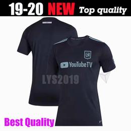1028984aabb Discount soccer jersey shirt free shipping - LAFC Parley Jerseys MLS 2019  Soccer Shirt Home Away