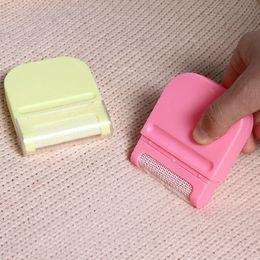 disegni del sacchetto del telefono delle cellule Sconti Lint Abbigliamento portatile Maglione rasoio Fluff Fuzz Fabrics Remover Pill Handheld Dust Lint Remover Abbigliamento Hair Ball Lint Remover