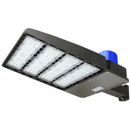 Галогеновое освещение онлайн-Светодиодный свет для парковки 300 Вт, 36000 лм, 5500 К, металлогалогенный эквивалент 1000 Вт, уличный фонарь 110 В-277 В для парковки (скользящая посадка 300 Вт)