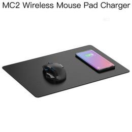 Oberfläche zubehör online-JAKCOM MC2 Wireless Mouse Pad Ladegerät Heißer Verkauf in Mauspads Handgelenkstützen als Telefon tragbare Desktop-Zubehör Oberfläche Pro