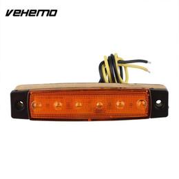 Замена LED боковая лампа универсальный грузовик боковой габаритный фонарь прочный индикатор LED боковой свет распродажа свет cheap amber led clearance marker lights от Поставщики янтарный светодиод