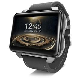 Deutschland LEMFO LEM4 PRO 3G Smart Uhr Android 5.1 2,2 Zoll großer Bildschirm 1200mAh Batterie Wifi 1 + 16GB GPS Outdoor-Sport-Smart-Uhren Versorgung