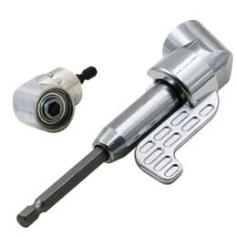 Canada 105 degrés angle vis d'extension conducteur douille titulaire adaptateur adaptable bits embouts pour tournevis peu tête à angle droit d Offre