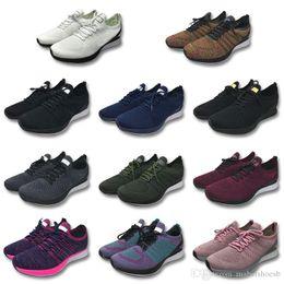 2018 Zoom Mariah Fly Racer Knit Zapatos para correr Zapatillas deportivas para hombre Zapatillas deportivas al aire libre para mujer Zapatillas de deporte ligeras de moda desde fabricantes