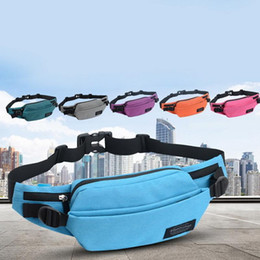 11shujin Running Waist Bag Waterproof Mobile Phone Holder Jogging Belt Women Gym Fitness Waist Pocket Outdoor Travel Bags