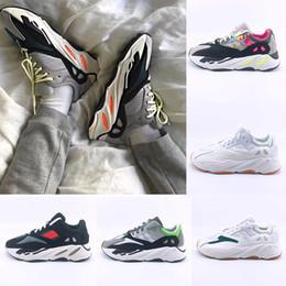 Adidas Yeezy Boost 700 Kanye West Runner 700 Wave Runner Mauve EE9614 Grau Schwarz Weiß Blau B75571 Männer Frauen Laufschuhe Sport Designer Sneaker