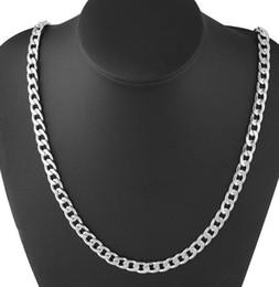 2019 gold gefüllt kubanischen link silber Unisex Chain Link Halskette Shellhard Mens Womens 24