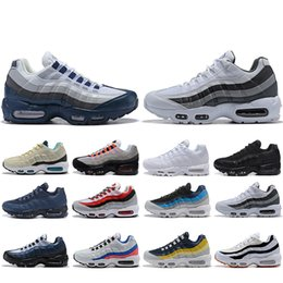 fishing shoes for men Coupons - Laser Fuchsia Mens Trainers Air Neon Running Shoes For Men Women OG Ultra 20th Anniversary Triple White Black Sports Designer Sneakers