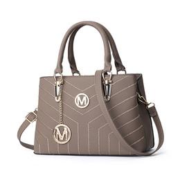 44cdb0f79 China designer handbags Women's Top-handle Cross Body Handbag Middle Size  Purse Durable Leather Tote