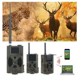 2019 cámara oculta al aire libre Buscando la cámara HC300M rastro de la caza HC300M Full HD 12MP 1080P visión nocturna MMS GPRS Scouting Hunter Nueva cámara