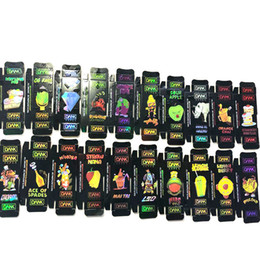 Pacote de caixas de embalagem on-line-Dank Vapes 3D Filme Rainbow Holograma Box Pack embalagem cartucho de vape fit carrinhos Cartucho vaporizador ecigarette DHL Livre