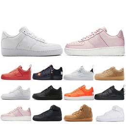 0a4faa8b zapatos de tenis blancos altos Rebajas Top Fashion 1s Dunk Utility Classic  Skateboard zapatos casuales High