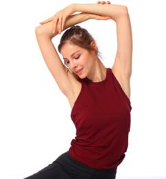 Argentina Nueva ropa deportiva deportiva para mujeres Gimnasio espalda abierta Deporte Yoga Top Jersey Mujer Entrenamiento Tops Fitness Camiseta Mujer Tank camiseta supplier t shirt women open back Suministro