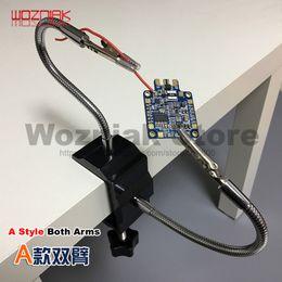 2019 circuito de placa base Escritorio Universal Metal Arm Welding Motherboard Chip Fixture Electric Iron Bracket Mantenimiento Electronic PCB Circuit Board CHIP rebajas circuito de placa base
