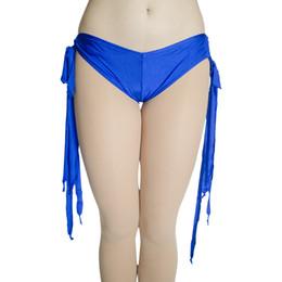 heiße hosen frauen lycra Rabatt Frauen Shorts für Pole Dance Yoga ROLLER DERBY Gymnastik Noylon / Lycra Hot Pants Navy Tanzkleidung