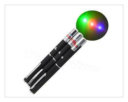 Canada Stylo pointeur laser de faisceau de stylo laser de lumière rouge-verte pour le montage SOS chasse chasse de nuit enseignement cadeau de noël OPP paquet en gros Offre