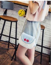 Katze tasche großhandel online-Wholesale-Samantha Vega 20Y Limited Sailor Moon Bag Damen Handtasche Schwarz Weiß Cat Luna Moon Frauen Messenger Umhängetasche