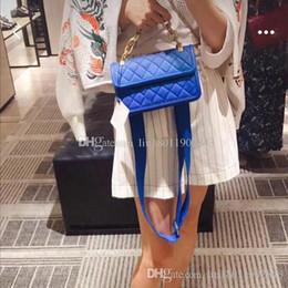 Bolso nuevo para mujeres calientes, bolso de diseño, bolso de piel de vaciar caviar de 22 cm, bolso de cuero genuino del 100%, bolso descolorido de alta calidad. desde fabricantes