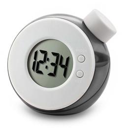 Deutschland Tubwair Umweltfreundliche wassergespeiste Uhr ohne Batterie mit Alarm, Kalender und Stoppuhr cheap eco alarm clock Versorgung