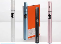 2019 e zigaretten neue stile Heißer verkauf stil zylinderform zigarette 900mah batterie e zigarette für heizung trockenen zigarette verdampfer neue