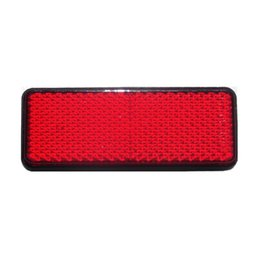 MagiDeal Safety Reflectors Universal for Motorcycles ATV Bikes Yellow
