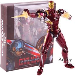 Marvel Avengers Kit mejoras y armas para Iron Man S.H.Figuarts S.H.F MK50 MK85