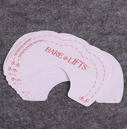 Canada Soutien-gorge invisible Lift Up Tape Adhésif Poitrine Instantanée Sans Bretelles Usage Jetable Transparent Anti-SAG Gather Lift Autocollant 10pcs / set RRA969 supplier breast set Offre