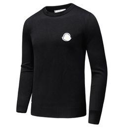 moda de new jersey Rebajas 2019 Nueva moda para hombre suéteres Jumper de lujo de manga larga cuello redondo de alta calidad 100% suéter de diseño de jersey de cachemira más el tamaño M-3XL