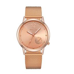 Пластиковые часы мужские онлайн-Women Watches 2019  Women Watch Rose Plastic Mesh Quartz Watch Men Dress Ladies Clocks erkek saat Montre Femme